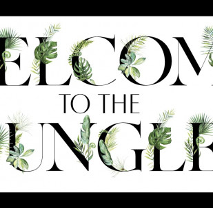 Welcome to the Jungle Runway Show