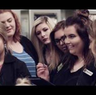 EFA Cosmetology Testimonial: Marissa